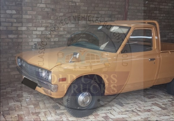 Datsun 620 Bakkie for restoration